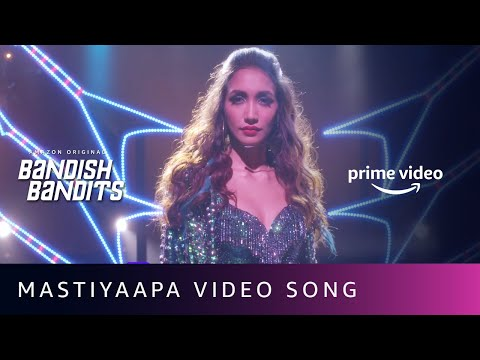 Mastiyaapa - Video Song | Bandish Bandits | Shankar Ehsaan Loy | Jonita Gandhi | Amazon Original