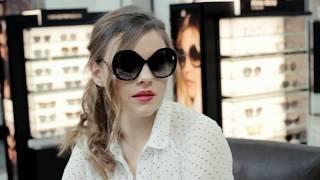 видео Очки солнцезащитные как носить