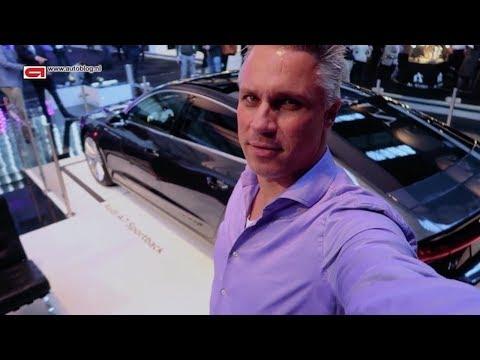 De nieuwe Audi A7 Sportback van dichtbij