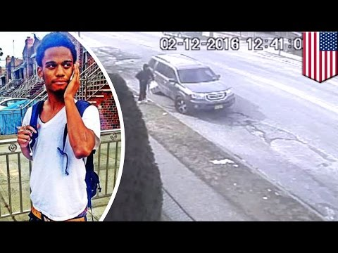 Robbery fail: Craigslist thief run over by SUV after stealing Jordan Retro 8 sneakers - TomoNews