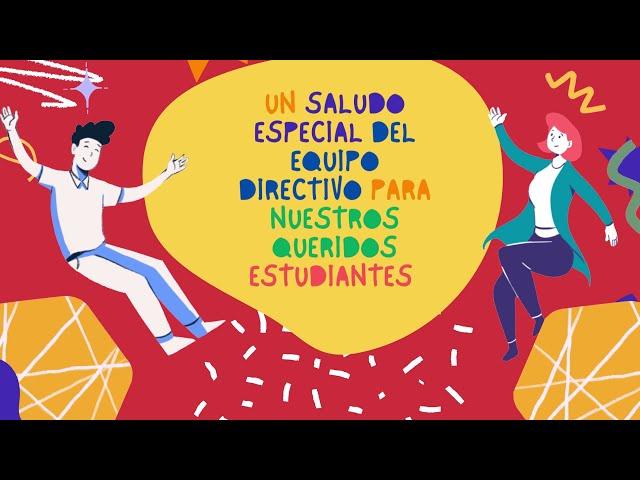 Saludo día del alumno Equipo Directivo Pumahue Chicauma