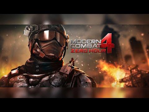 Modern Combat 4: Hasta siempre. |EXBIRUL|