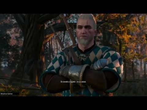 The Witcher 3 Wild Hunt magyar felirattal Part44