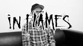 """IN FLAMES im Interview zu """"Siren Charms"""" (mit deutschen Untertiteln)"""
