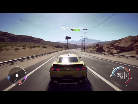 Need for speed payback marchas manuales, SIN micro