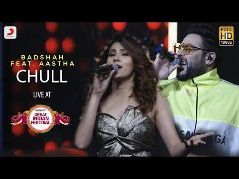 Chull - Live @ Amazon Great Indian Festival | Badshah | Aastha