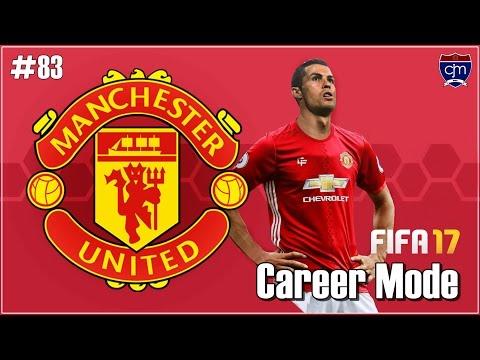 FIFA 17 Manchester United Career Mode: Pemain Youth Academy Mulai Beraksi #83 (Bahasa Indonesia)