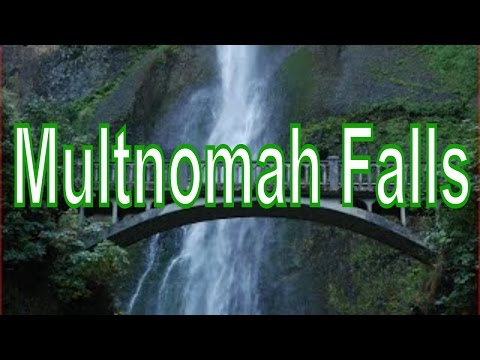 Visiting Multnomah Falls, Columbia River Gorge, United States - best waterfall