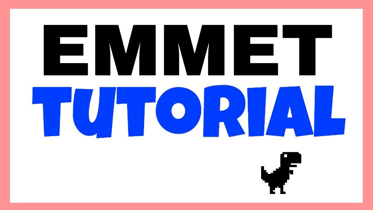 Emmet & Codepen