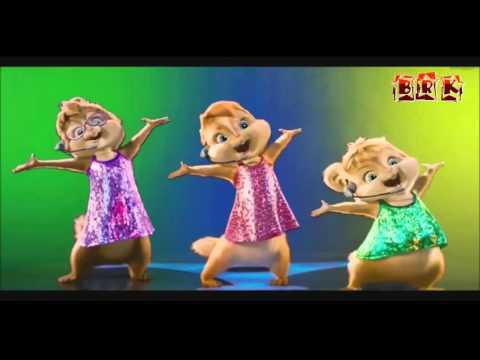 Burçak Tarlası - Alvin ve Sincaplar