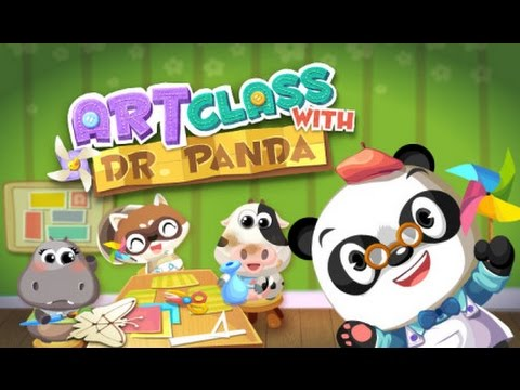 Art Class with Dr. Panda - Official Trailer
