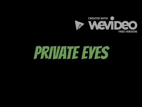 Hall & Oates - Private Eyes - Lyrics