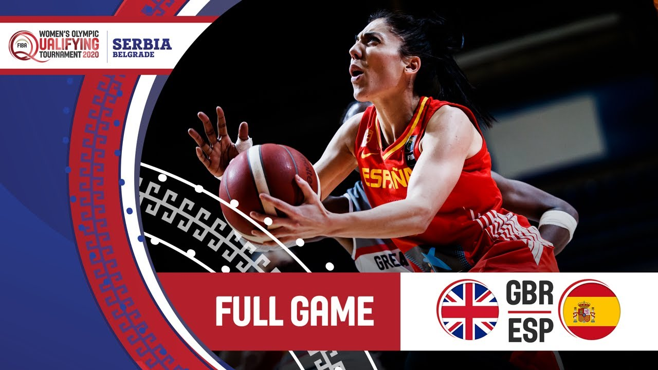 Great Britain v Spain - Full Game