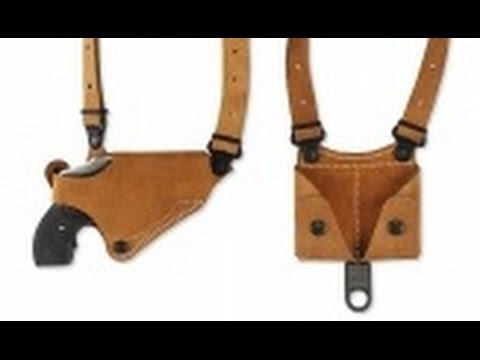 Why not a Galco Classic Lite Shoulder Holster?