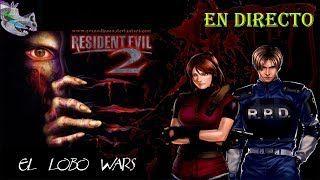 Resident Evil 2 - Claire A - LOBO WARS - FINAL FINAL!!!