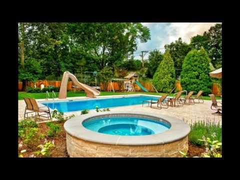 Piscijardin dise os piscina y jardin doovi - Decoracion de piscinas y jardines ...
