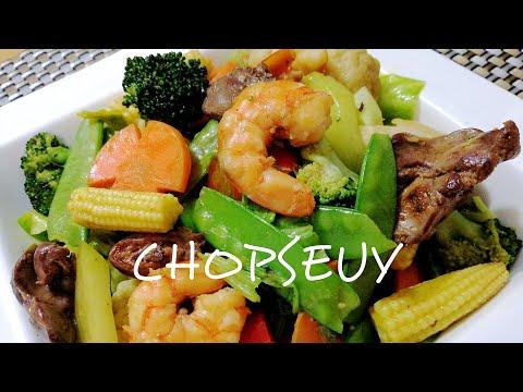 Best Filipino Chopsuey Recipe (Ingredient Hack)