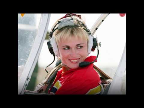 Queen Of The Sky: Meet The Best Female Pilot In The World
