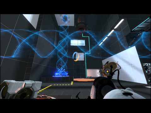Shizzle Plays Portal 2 This is The Part Where he kills you