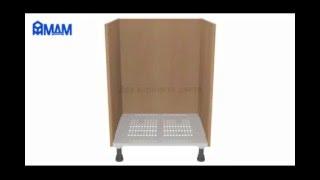Вентиляционная база под холодильник(По-своему гениальным, но в тоже время очень простым решением является вентиляционная база под холодильник,..., 2016-04-20T14:54:13.000Z)