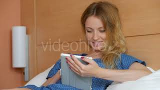 Woman Using the Phone in the Store - (lifestyle) Stock Footage   Mega Pack +40 items