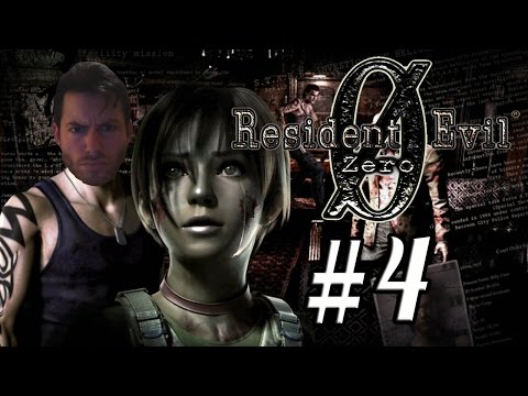los-putos-hombres-babosa---resident-evil-zero-hd-remaster-#4- -gameplay-español