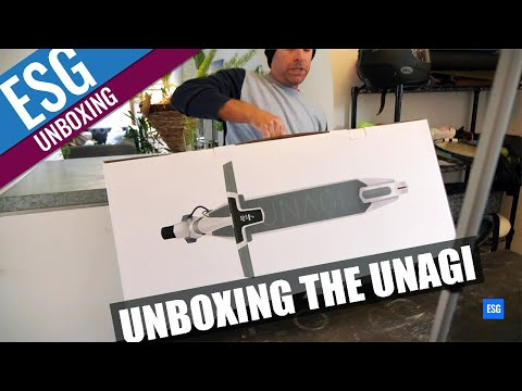 Even The Screws Have Their Own Packaging! | Unagi Model One Unboxing