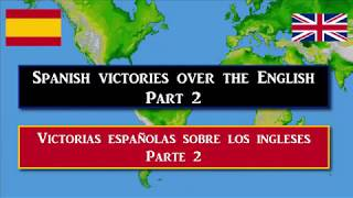 Victorias Españolas sobre los ingleses 2