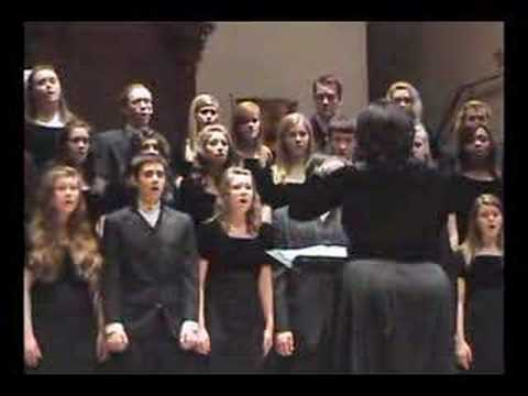 There will be rest chs a cappella choir in london youtube