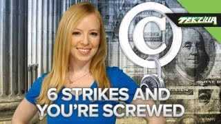 Six Strikes: The Copyright Alert System Is Live!(, 2013-02-28T18:01:37.000Z)