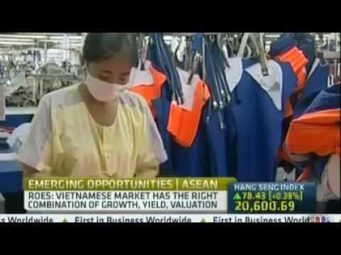 Bullish on Vietnam