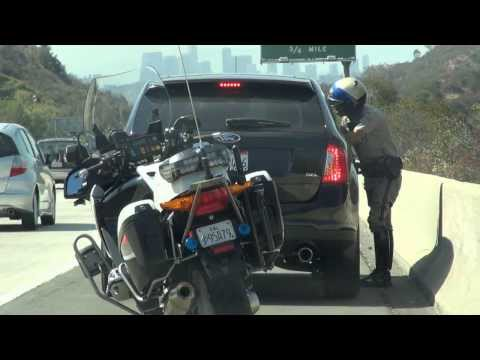 Police Motorcycles: BMW's R1200-RTP
