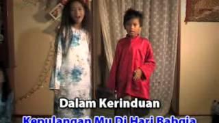 Anak Gemilang - Indahnya Beraya Di Desa [Official Music Video]
