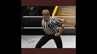 wwe live referee giving thumbs up meme