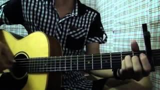 Anh Ghét Làm Bạn Em Phan Mạnh Quỳnh   Guitar VBK   YouTube