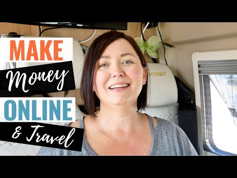 How To Make Money Traveling In An Rv | Income Report July 2018