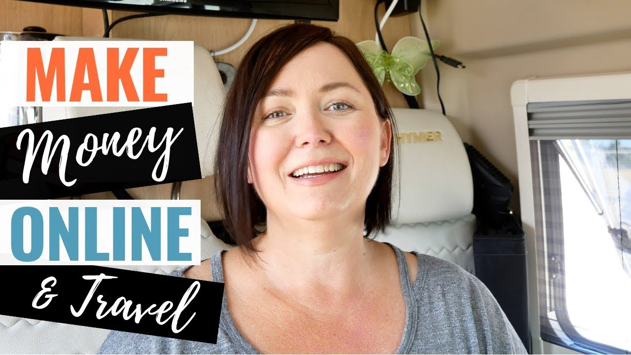 Download How To Make Money Traveling In An Rv   Income Report July 2018