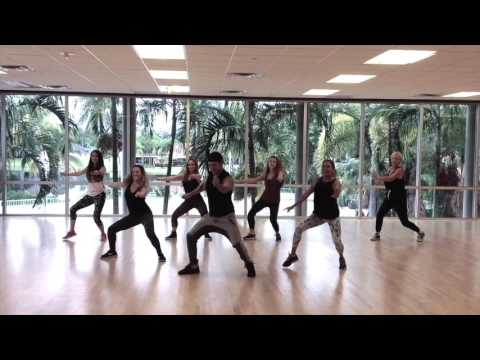 Algo Contigo by Gente de Zona – Zumba Choreography by Byron Morales