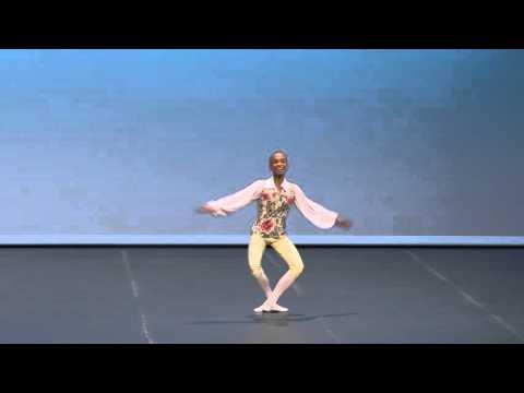 Leroy Mokgatle - 2016 Prix de Lausanne Prize Winner - Classical variation