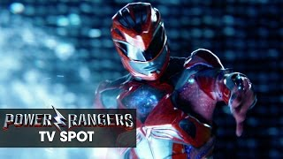 "Power Rangers (2017 Movie) Official TV Spot – ""Colors"""