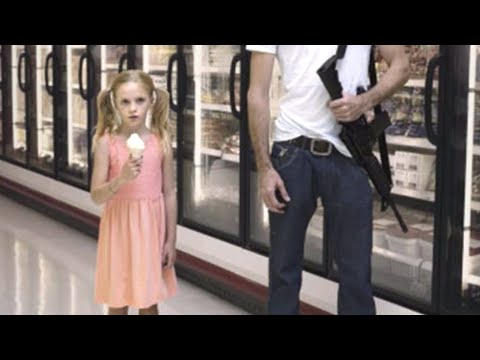 Open Carry Madness Captured In Brilliant Ad Campaign