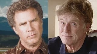 Robert Redford & Will Ferrell in Colorado River Spoof: Raise the River vs. Move the Ocean