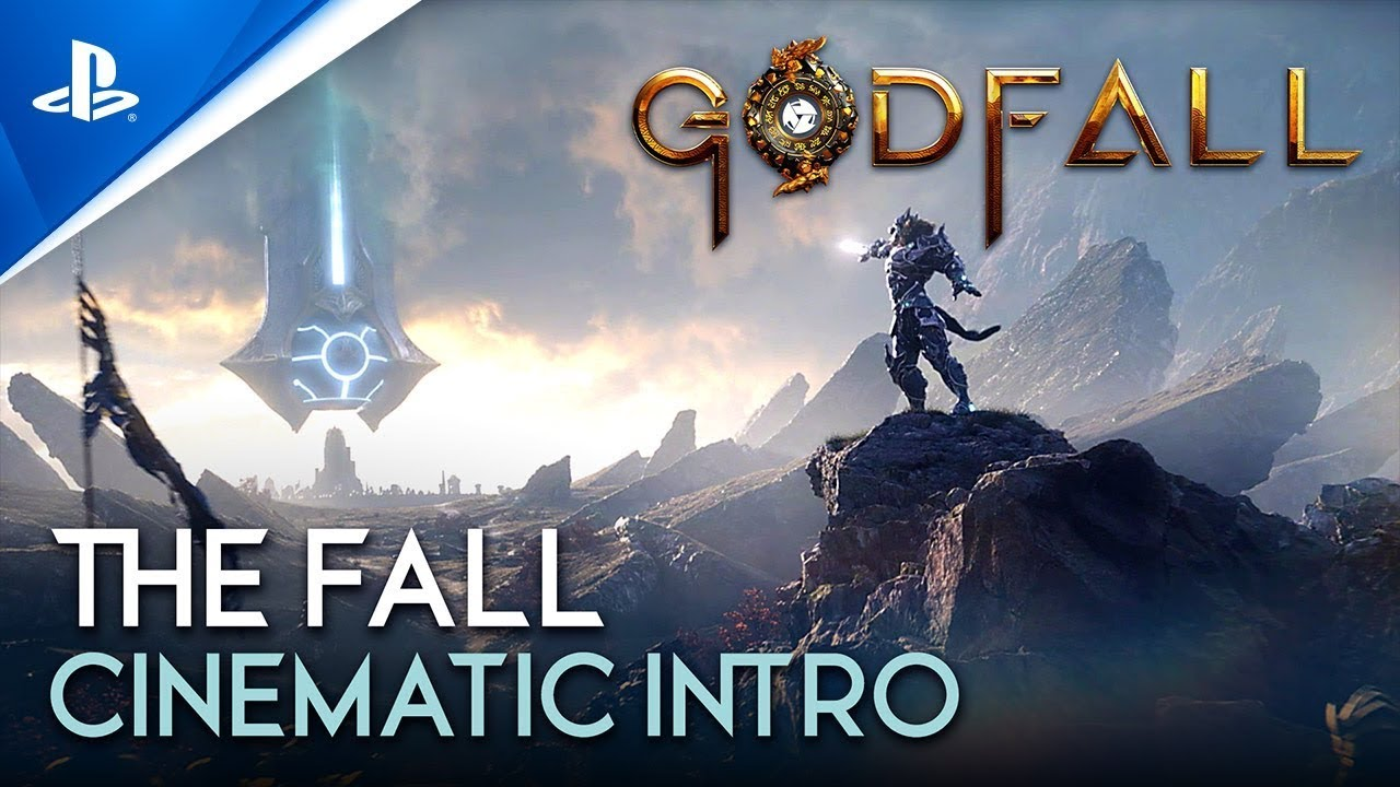 Godfall – Cinematic Intro: The Fall