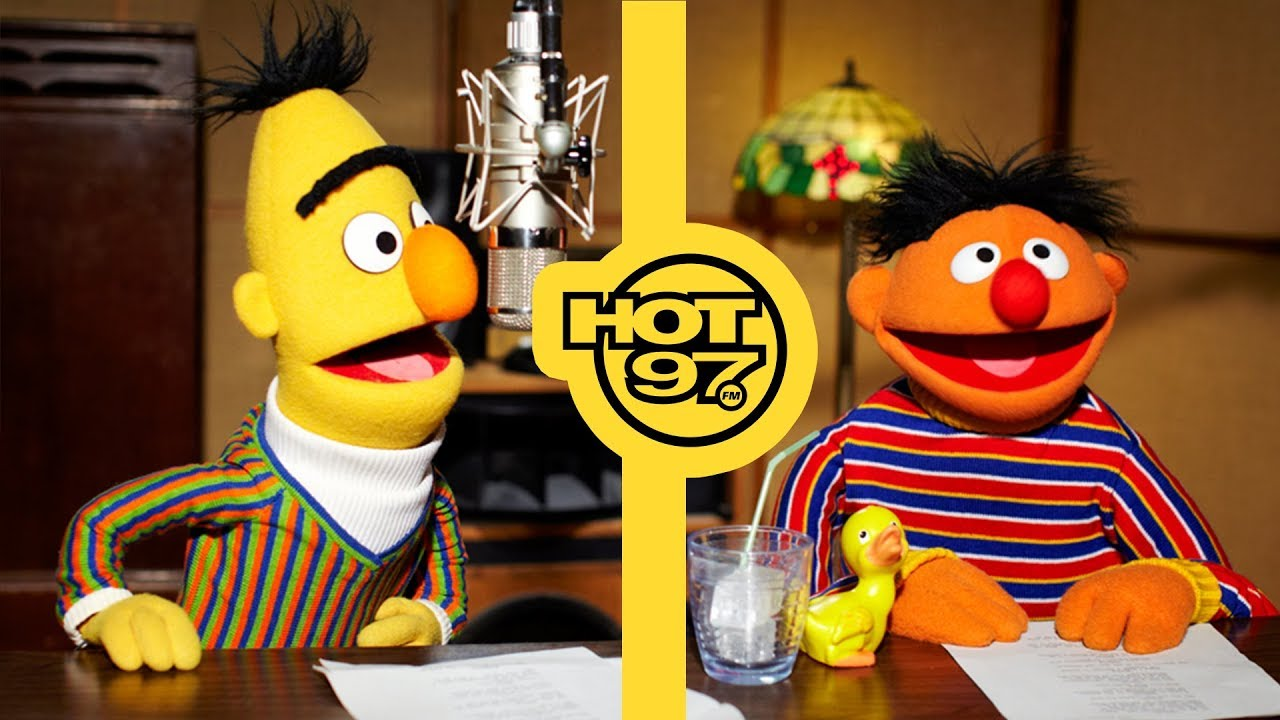 Sesame Street Reveals If Ernie & Bert Are Gay + Did MGK REALLY Get Booed On Stage?