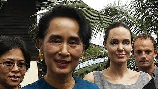 أنجلينا جولي تدعو السلطات البورمية على ملاحقة مرتكبي الاعتداءات الجنسية    1-8-2015