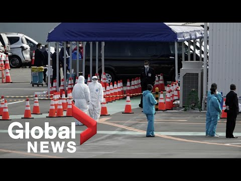 Coronavirus Outbreak: Number Of Confirmed COVID-19 Cases On Cruise Ship In Japan Rises