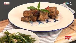 Công thức nấu ba rọi hập chao cực kỳ hấp dẫn   Khi Chàng Vào Bếp - Mùa 2