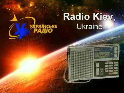 "RADIO INTERVAL SIGNALS - ""Radio Kiev"""