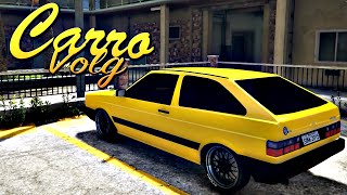 GTA V - Carro Vlog - Despedida do gol quadrado #07