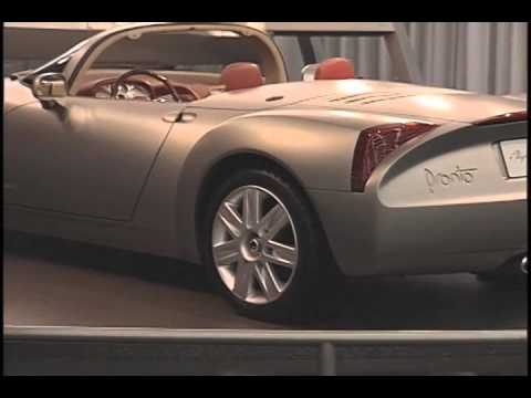 Plymouth Pronto Spyder Concept Car 1998